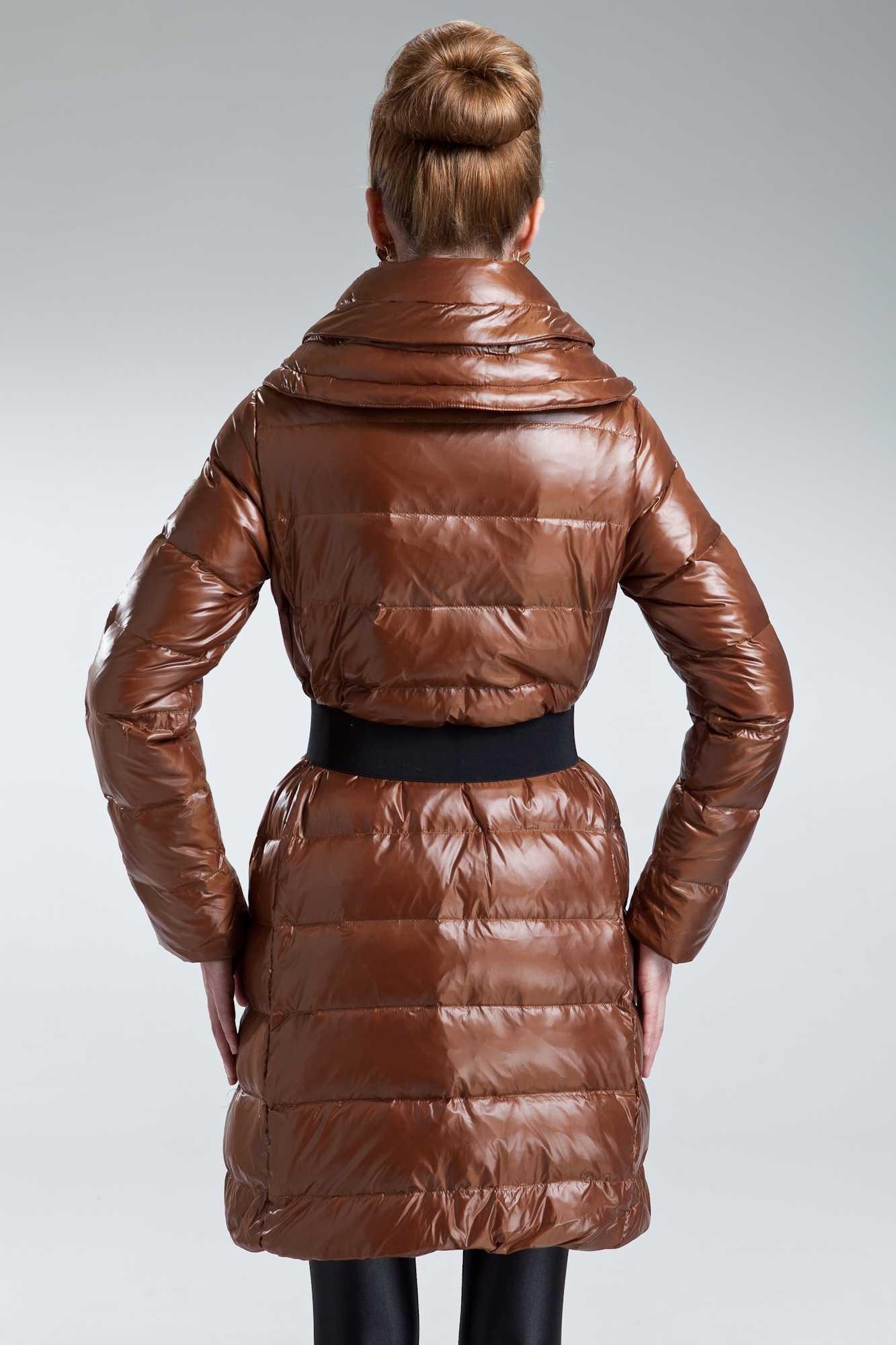 8c08b3bf007e 2014 New! Moncler Passy Women Coat Winter Long Brown – Cheap Moncler ...