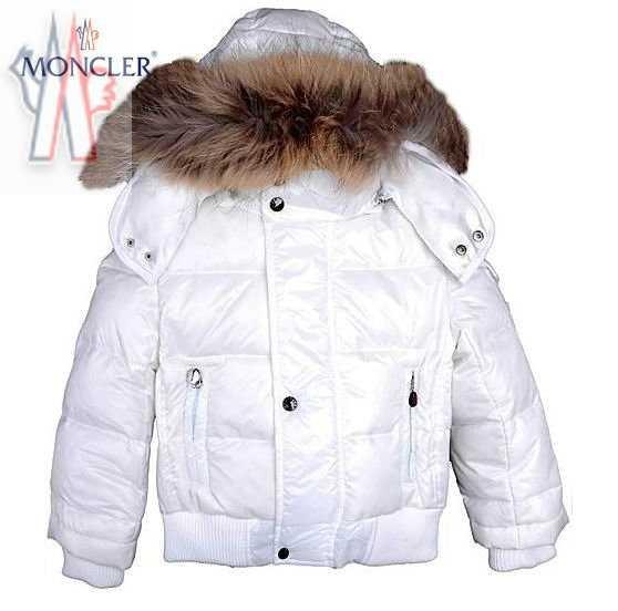 bb02d397a5ef Kids Moncler Jackets Boy White – Cheap Moncler jackets   Coats ...