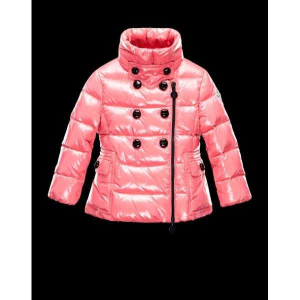 3a9a42a9a46c Moncler Jackets Kids Daim Rose – Cheap Moncler jackets   Coats ...
