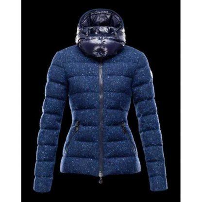 online store 06fec 66f4a Moncler Jacken Frauen astere blau – Günstige Moncler Jacken ...