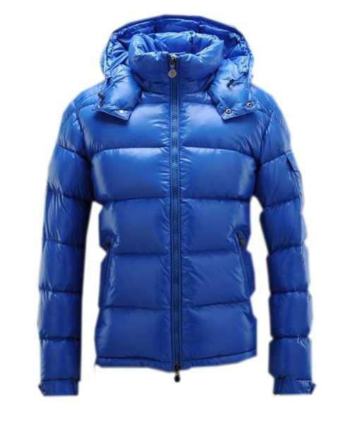 chaqueta hombre Moncler para Maya azul chaqueta invierno QCrBhxtsd