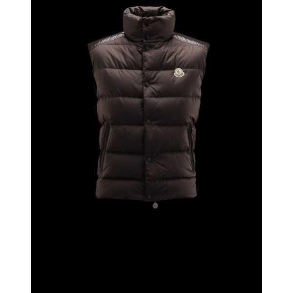 Moncler Vest Men Cheval Dark Brown – Cheap Moncler jackets